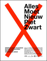 Affiche Piet Zwart by Joris ten Bosch